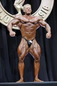 Dennis Wolf vince l'Arnold Classic 2014